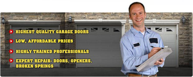 Toledo Overhead Garage Door Repair