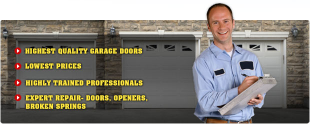 Clay Center Garage Door Repair